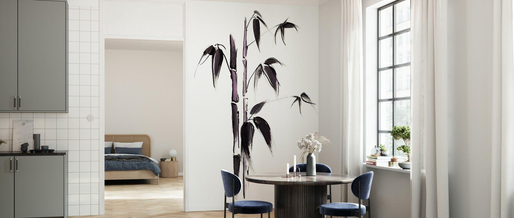 Bambu kuva - Tapetti - Keittiö
