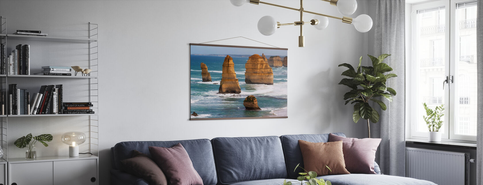 12 Apostels - Poster - Living Room