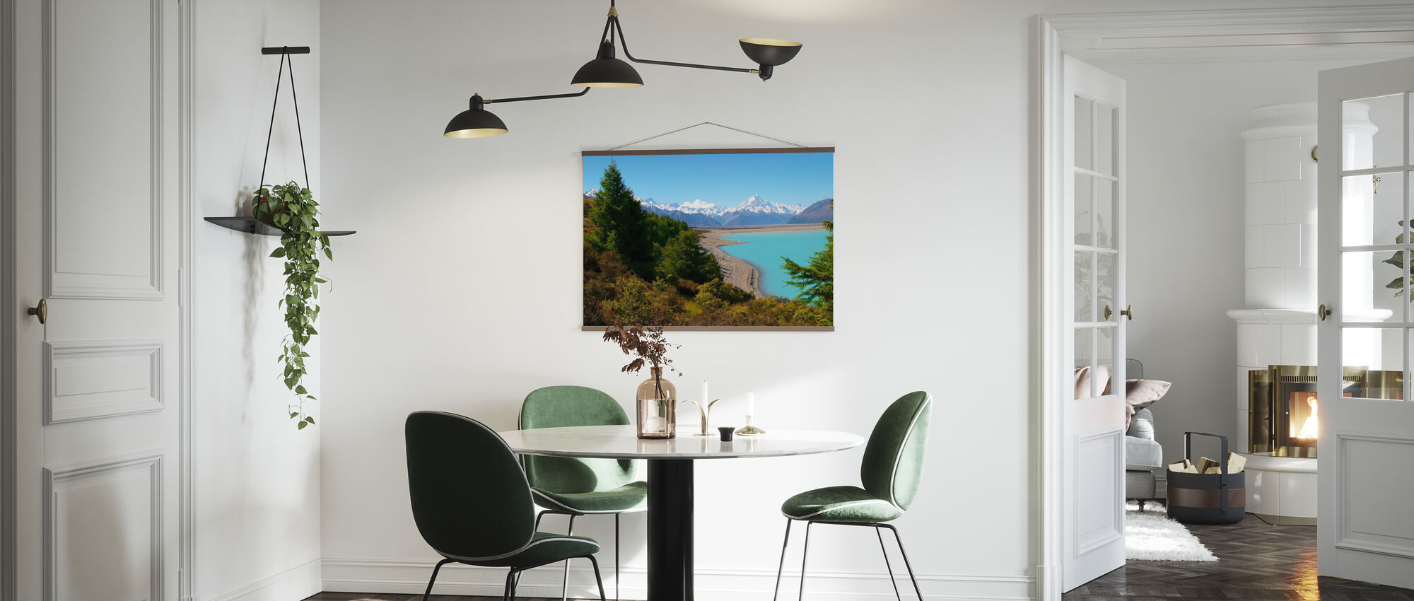 Lake Pukaki - Poster - Kitchen