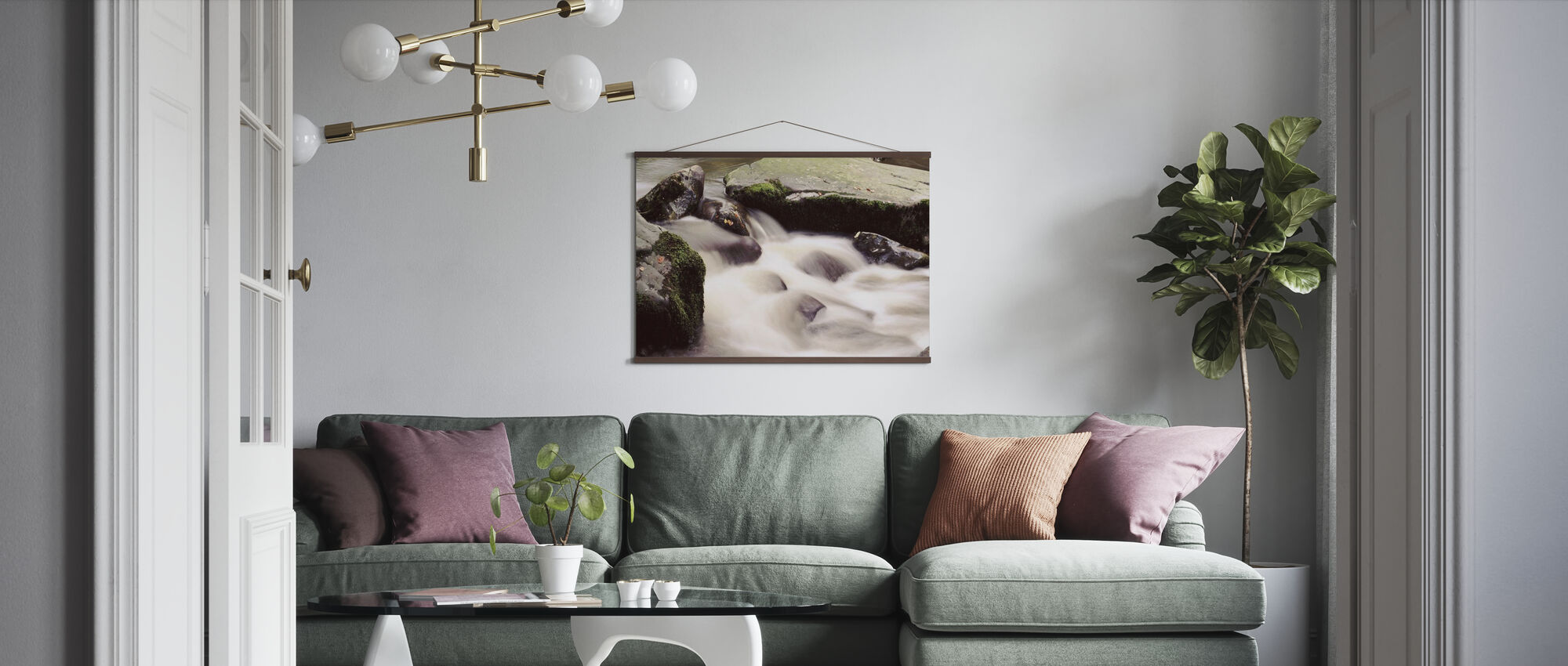 River Mawddach - Poster - Living Room