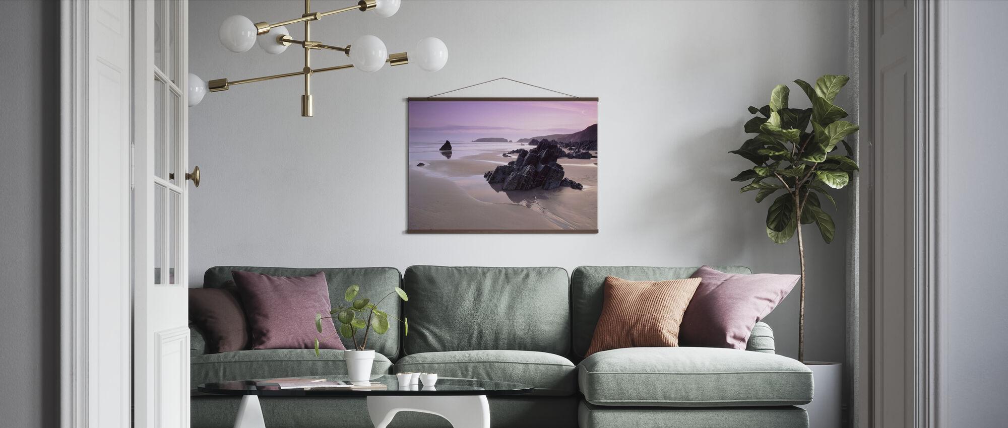 Pembrokeshire - Poster - Wohnzimmer