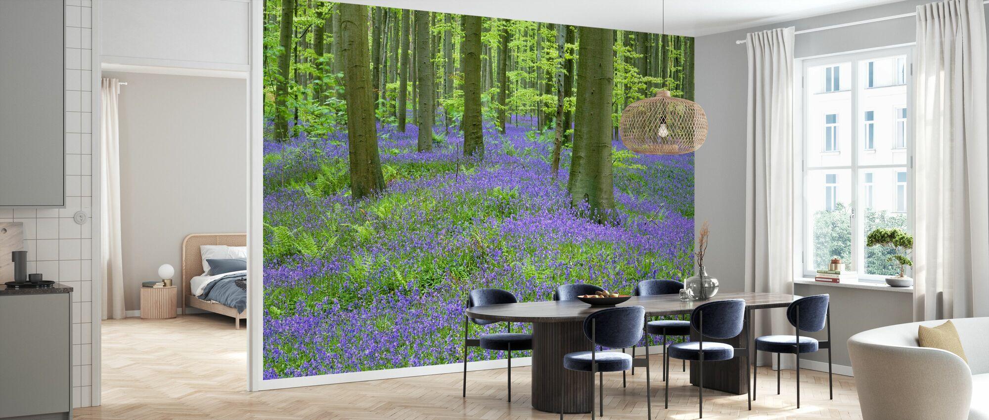 Bluebells Wallpaper - Wallpaper - Kitchen