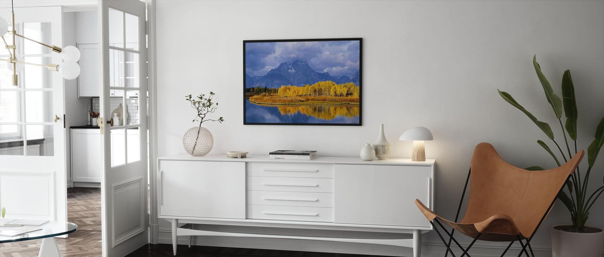 Grand Teton - Plakat - Stue