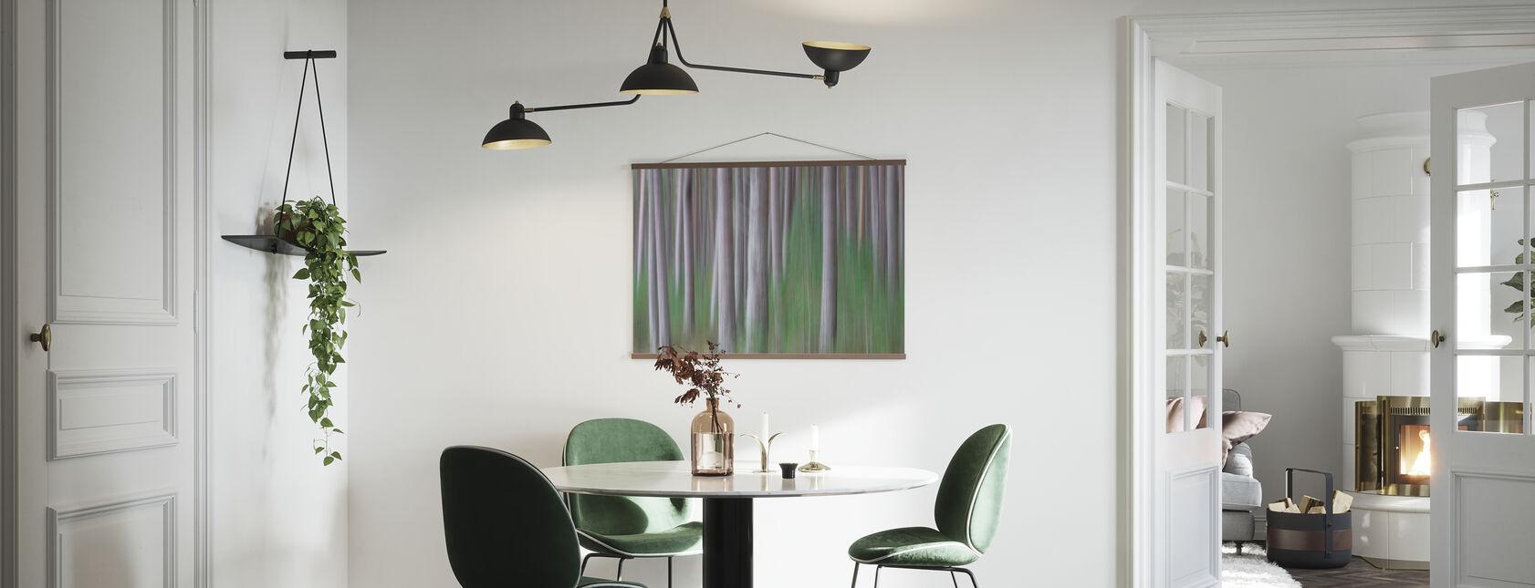 Pine Trees - Poster - Kitchen