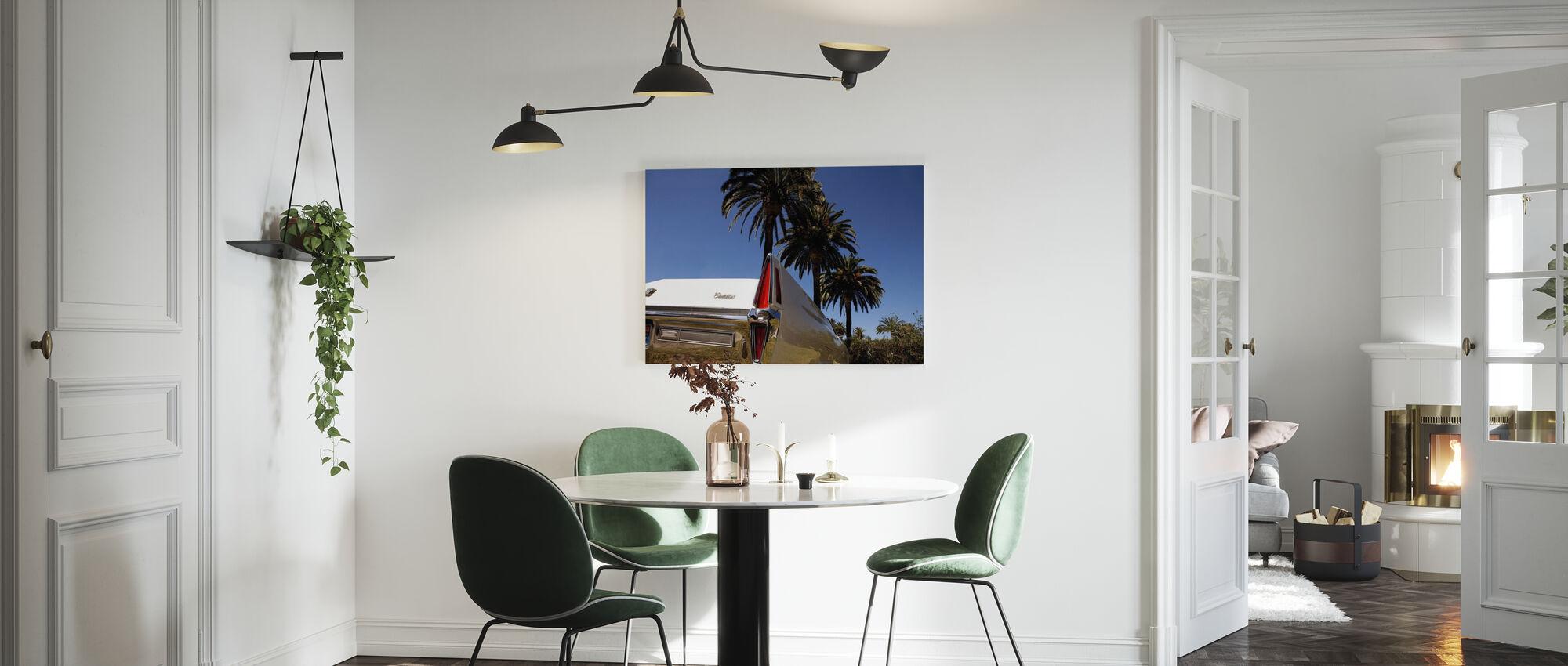 Cadillac - Canvas print - Keuken