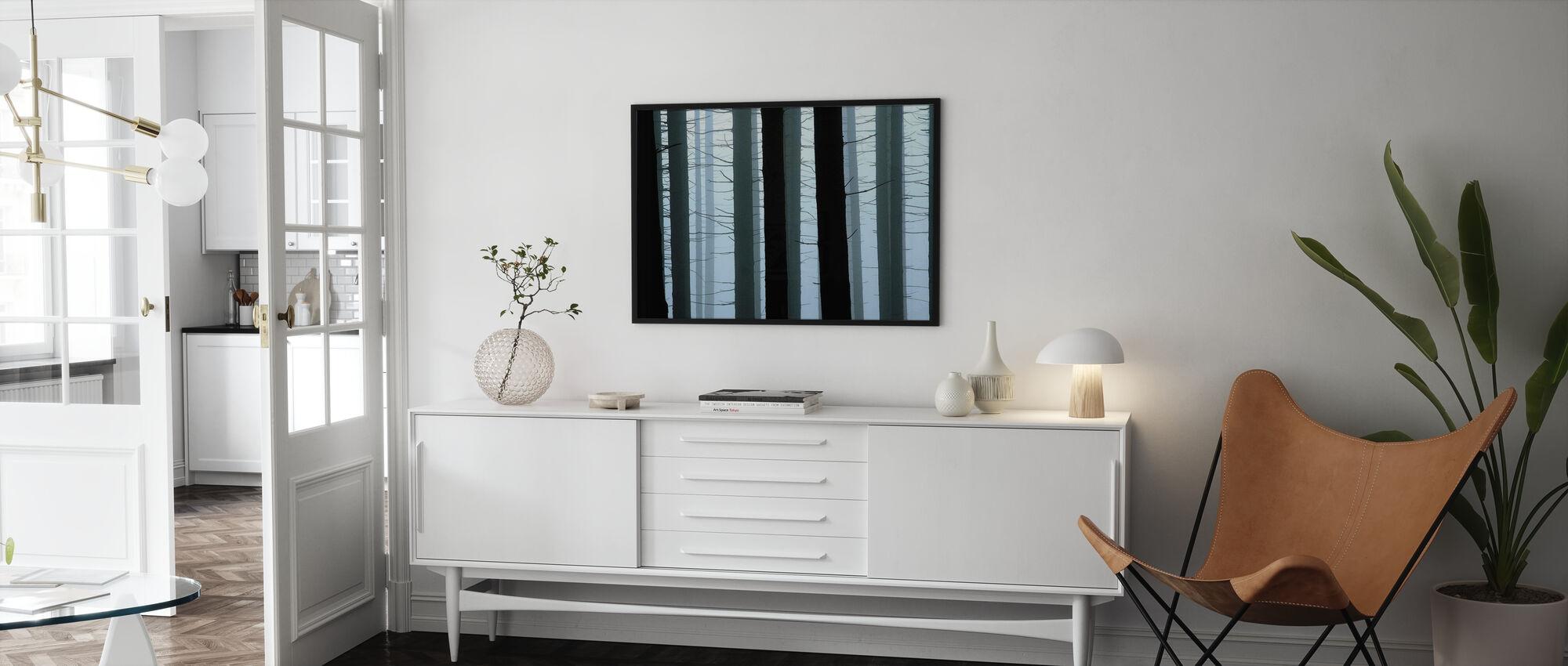 Twilight Forest - Poster - Living Room