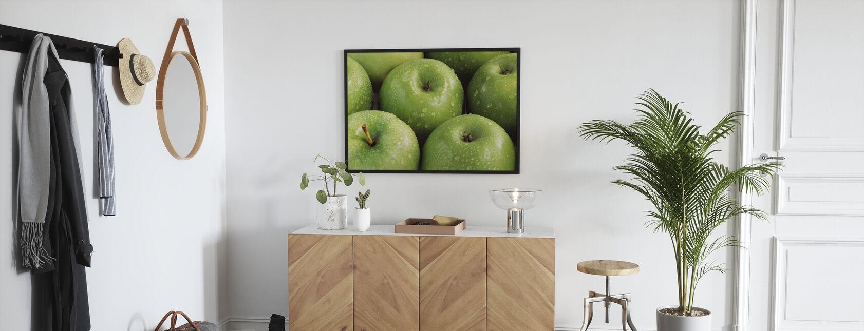Apples - Poster - Hallway