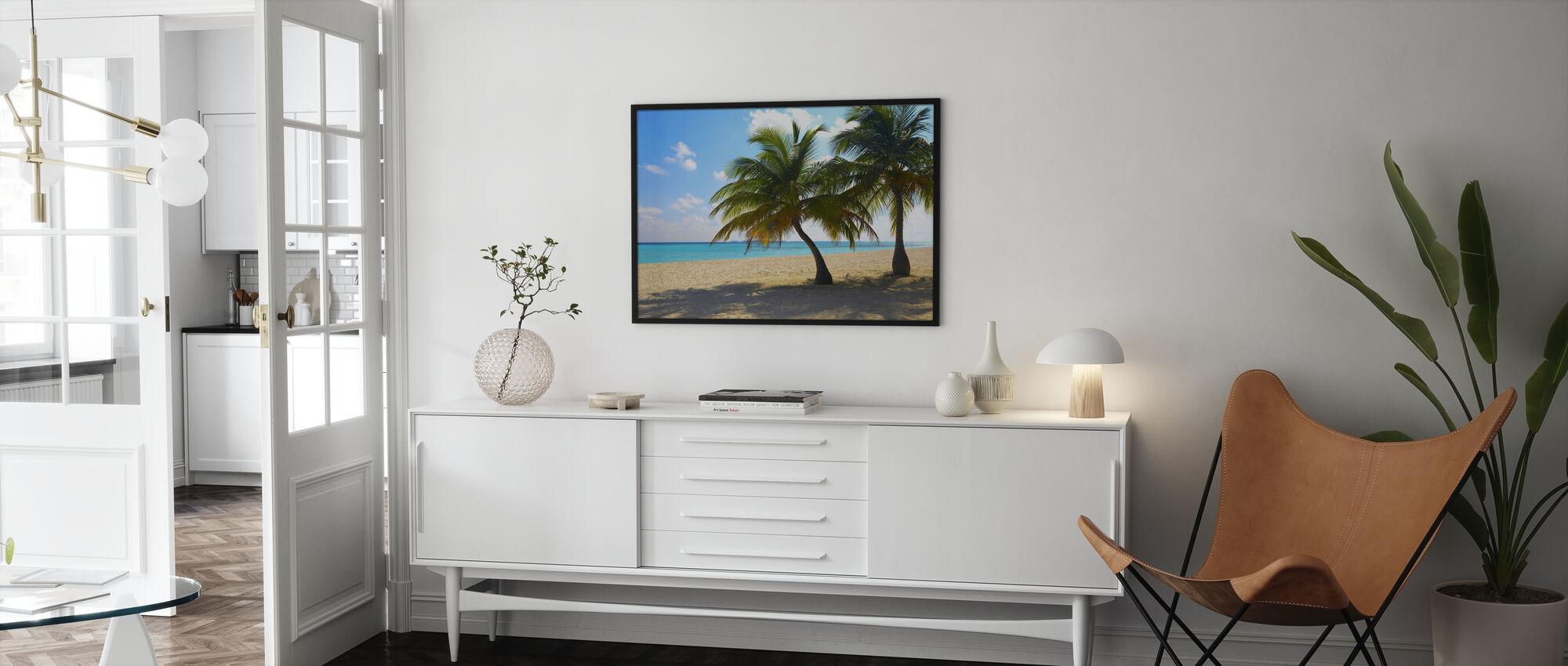 Maldives - Poster - Wohnzimmer
