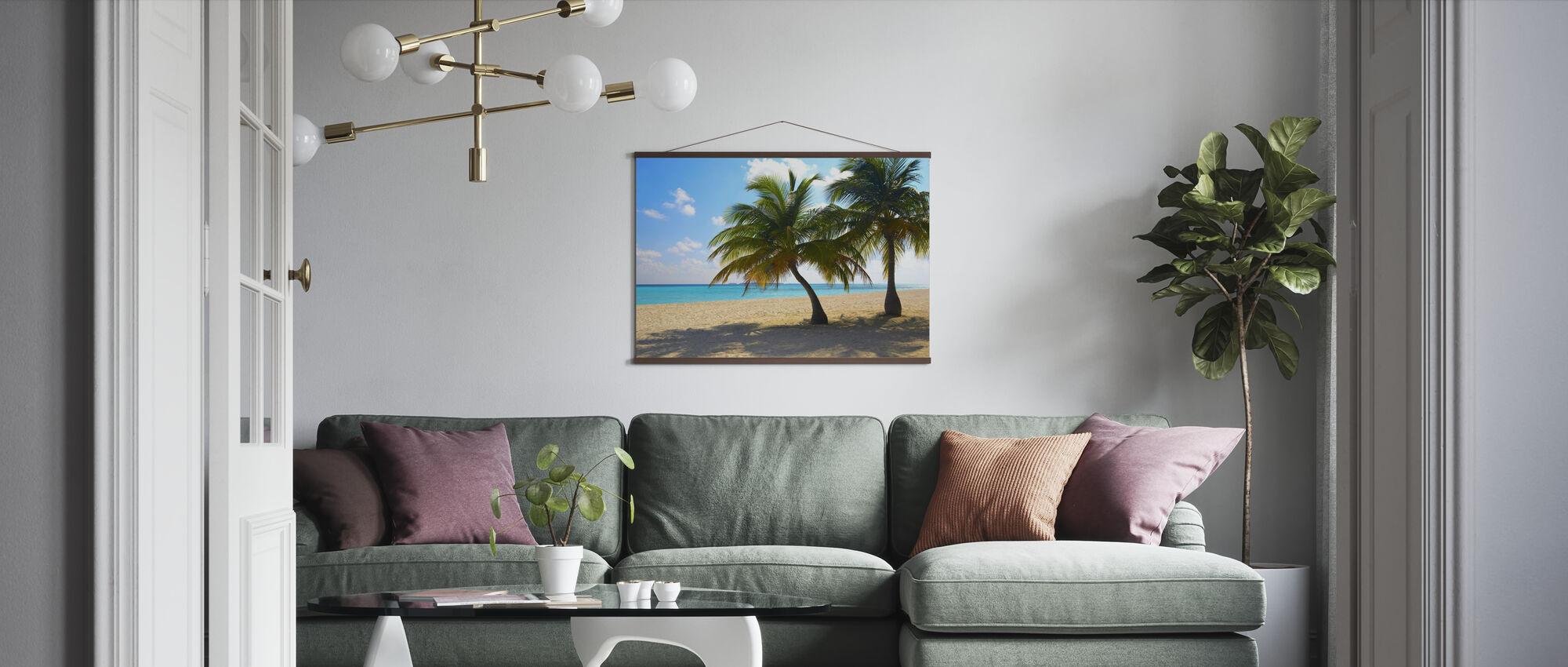 Maldives - Poster - Living Room
