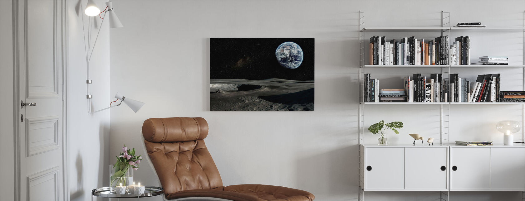 New Perspective - Canvas print - Living Room