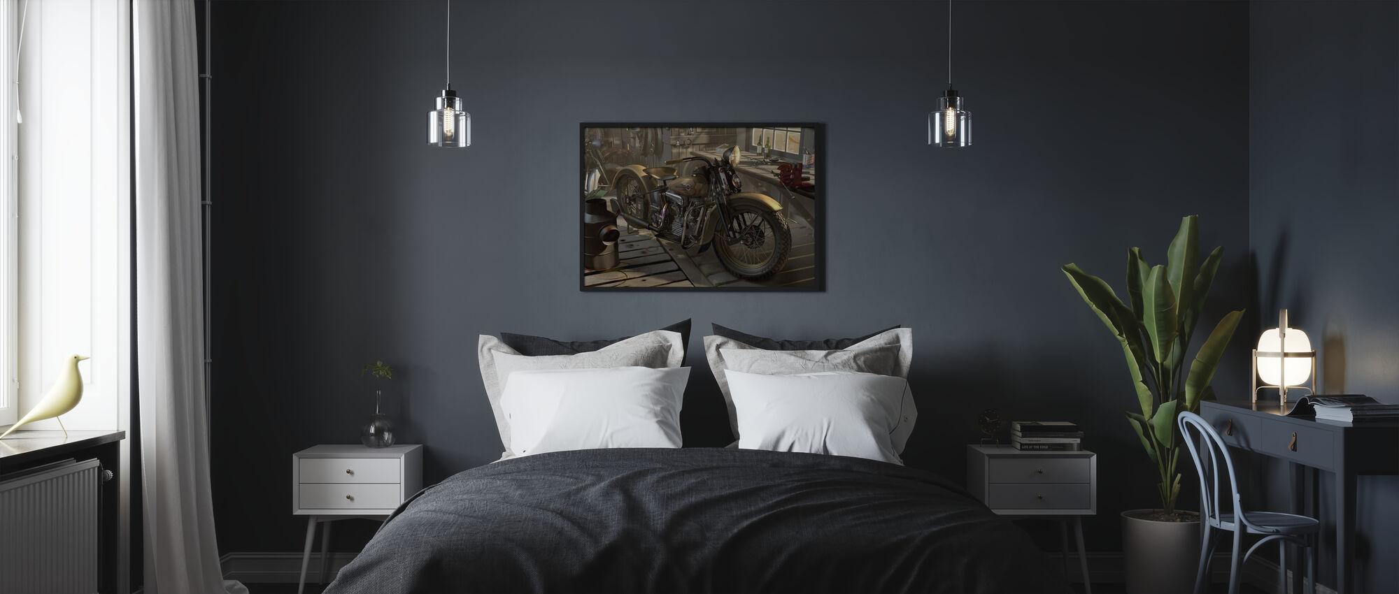 Old Barn - Poster - Bedroom