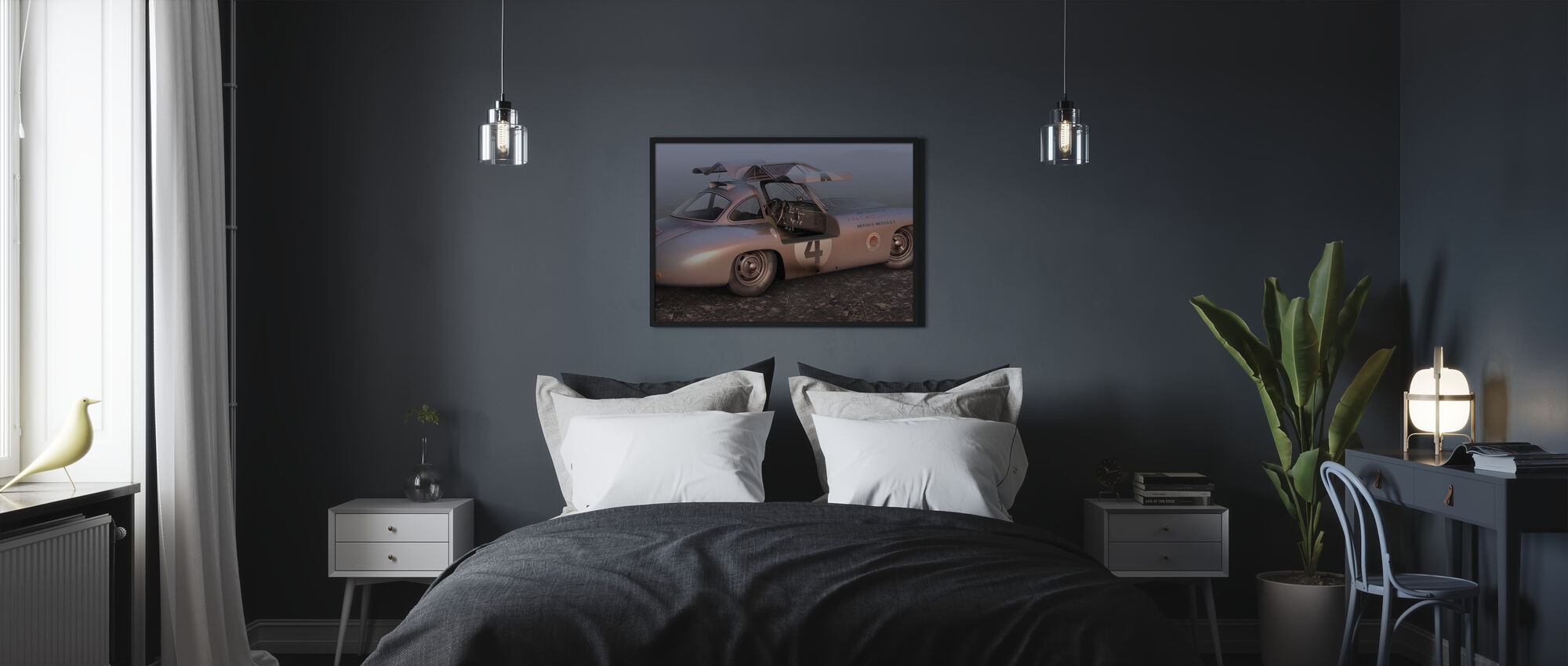 C Panamericana - Poster - Bedroom