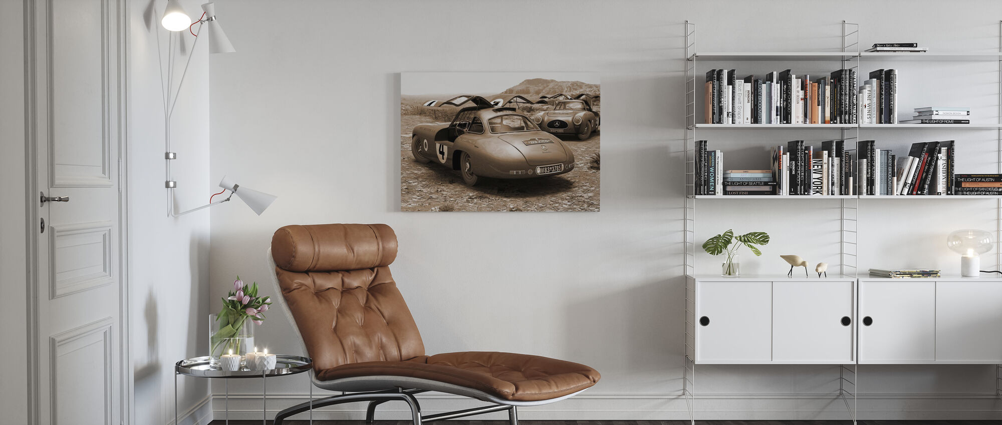 Mexico - Canvas print - Woonkamer