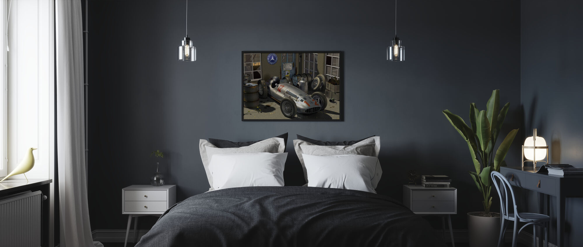 Carriage - Poster - Bedroom