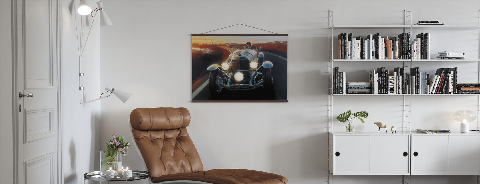 SSK - Poster - Living Room