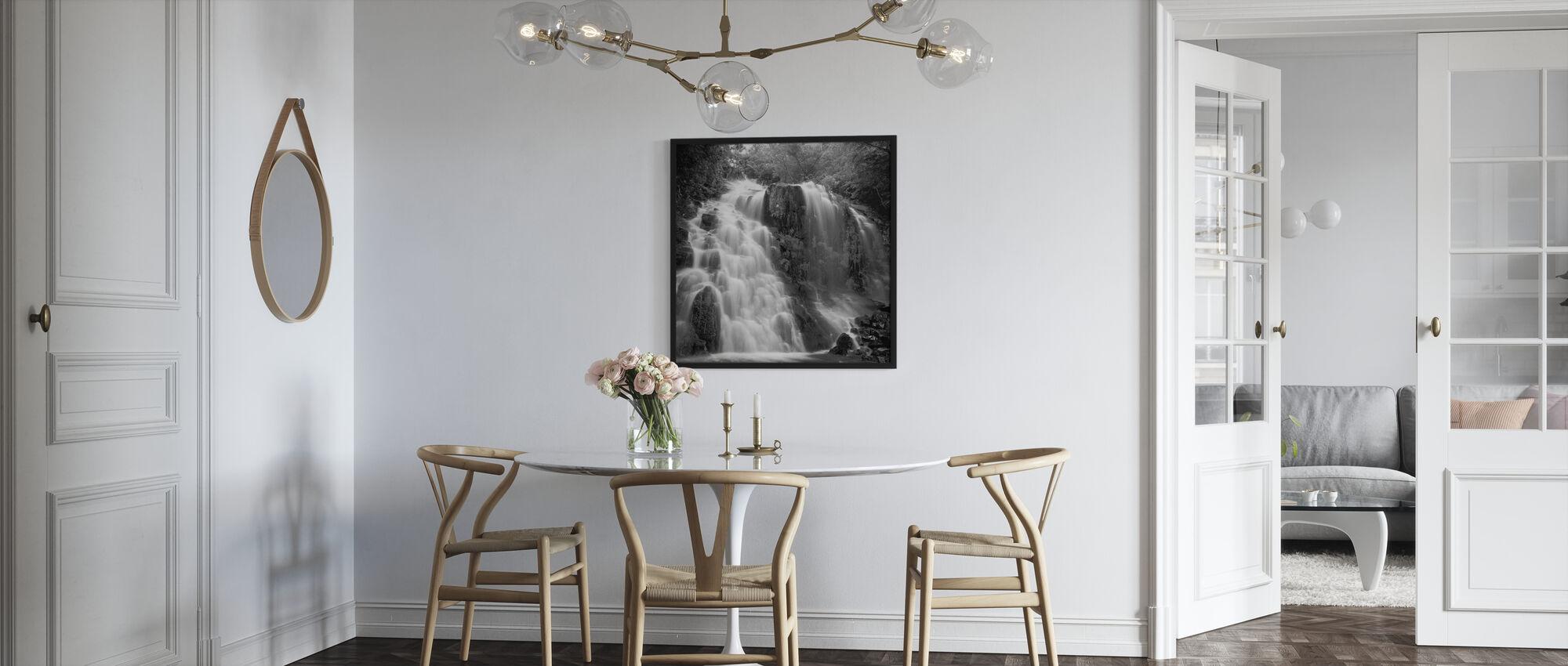 Nature Scenery - b/w - Poster - Kitchen