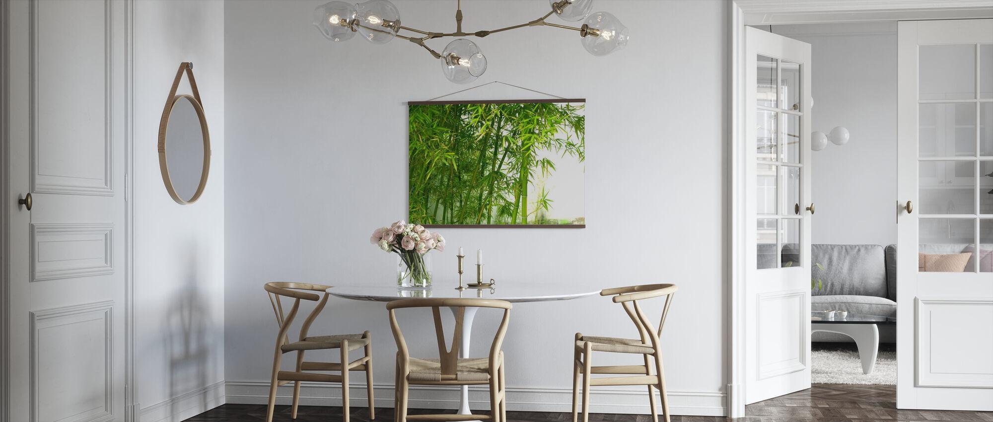 Vakker bambus - Plakat - Kjøkken