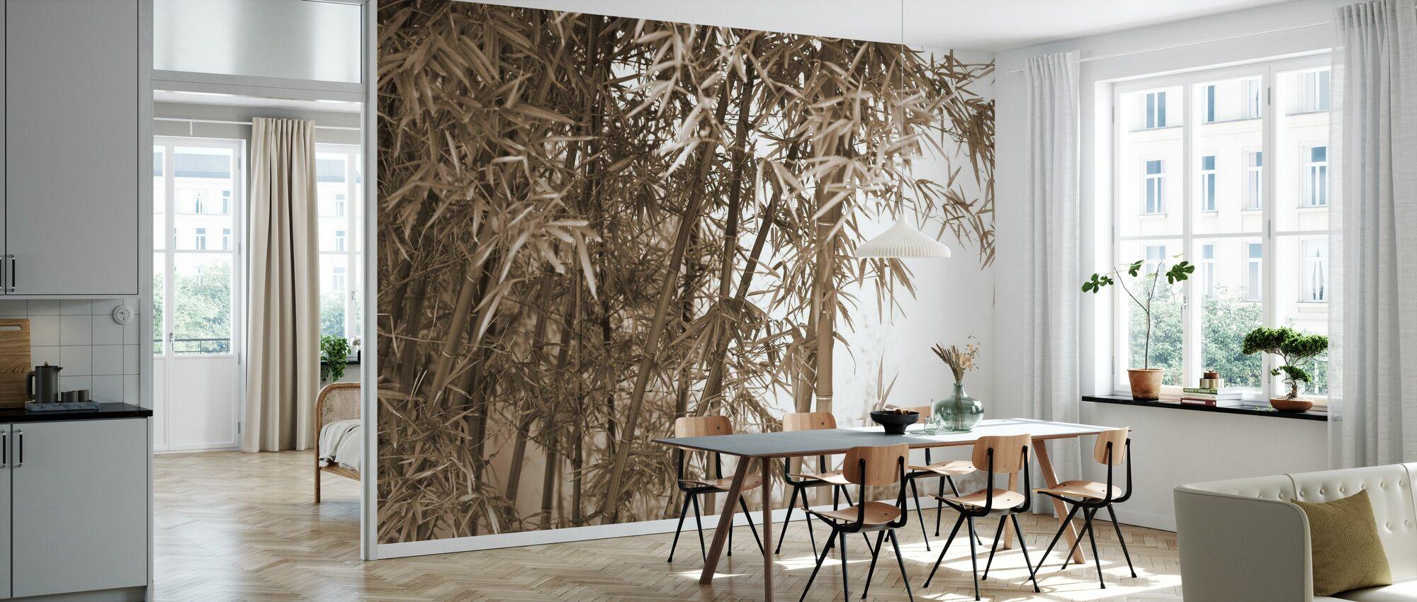 Beautiful Bamboo Inrichten Met Fotobehang Photowall