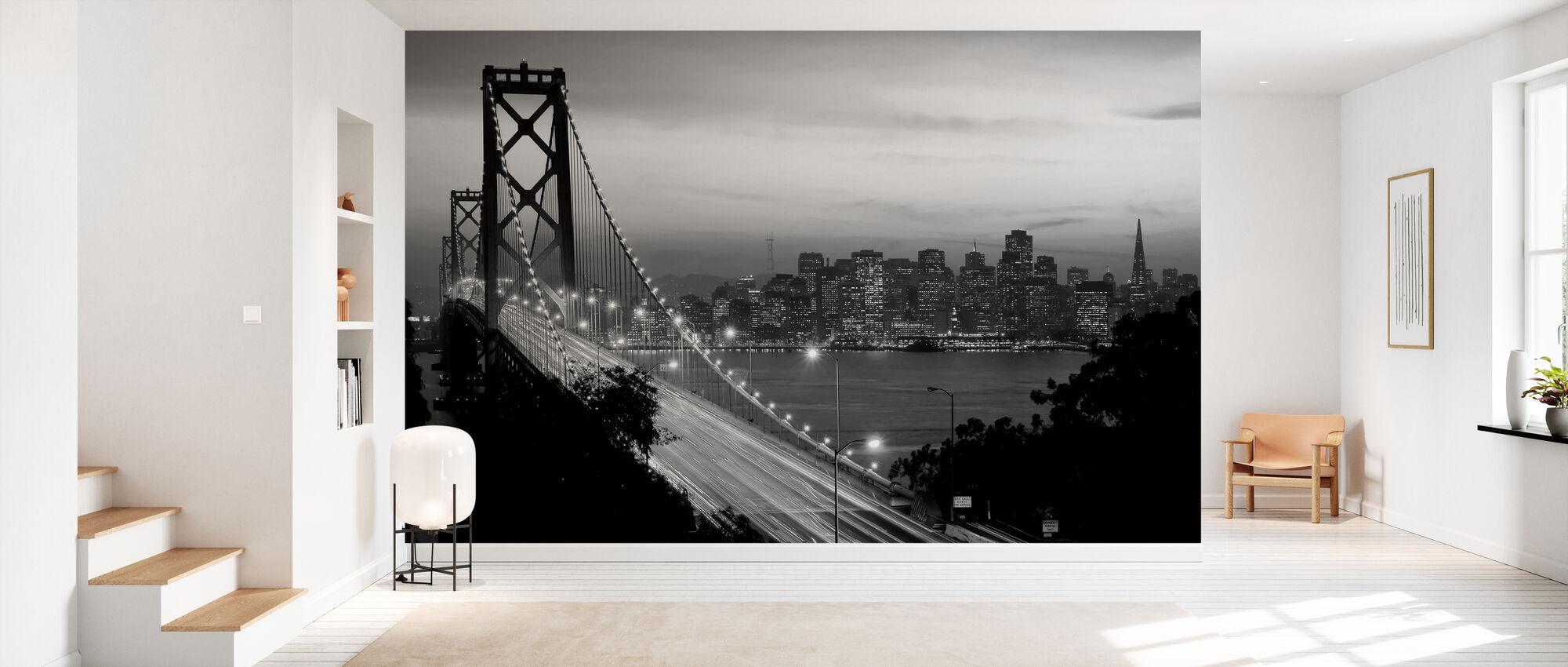 San Francisco, California, USA - Wallpaper - Hallway