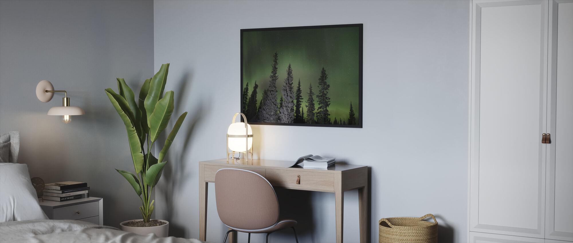 Aurore - Affiche - Chambre