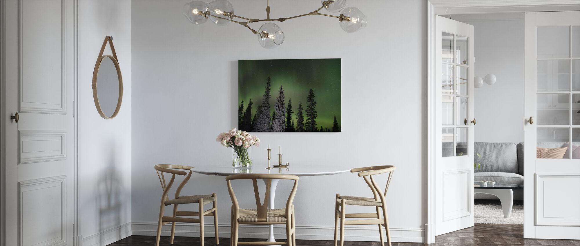 Aurora - Canvas print - Kitchen