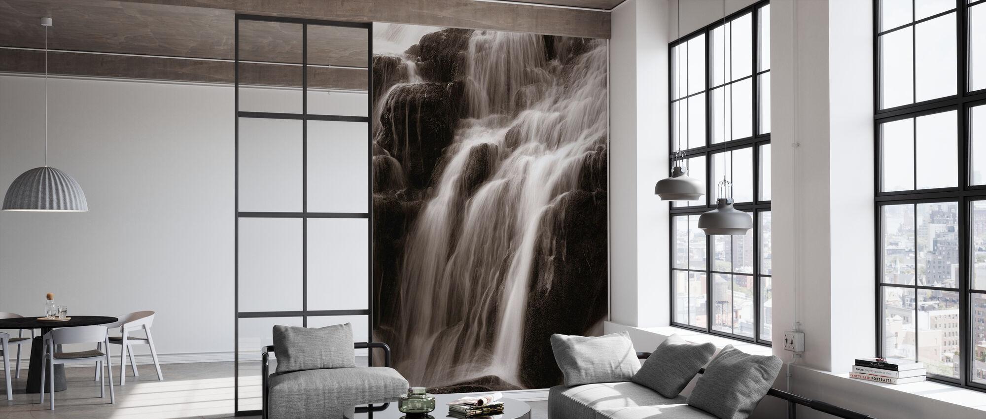 Waterfall - Wallpaper - Office
