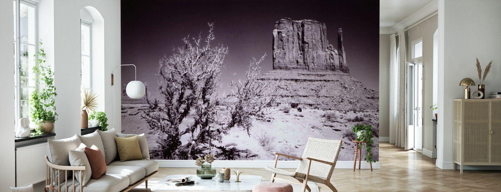 Monument Valley, Utah, Yhdysvallat - Tapetti - Olohuone