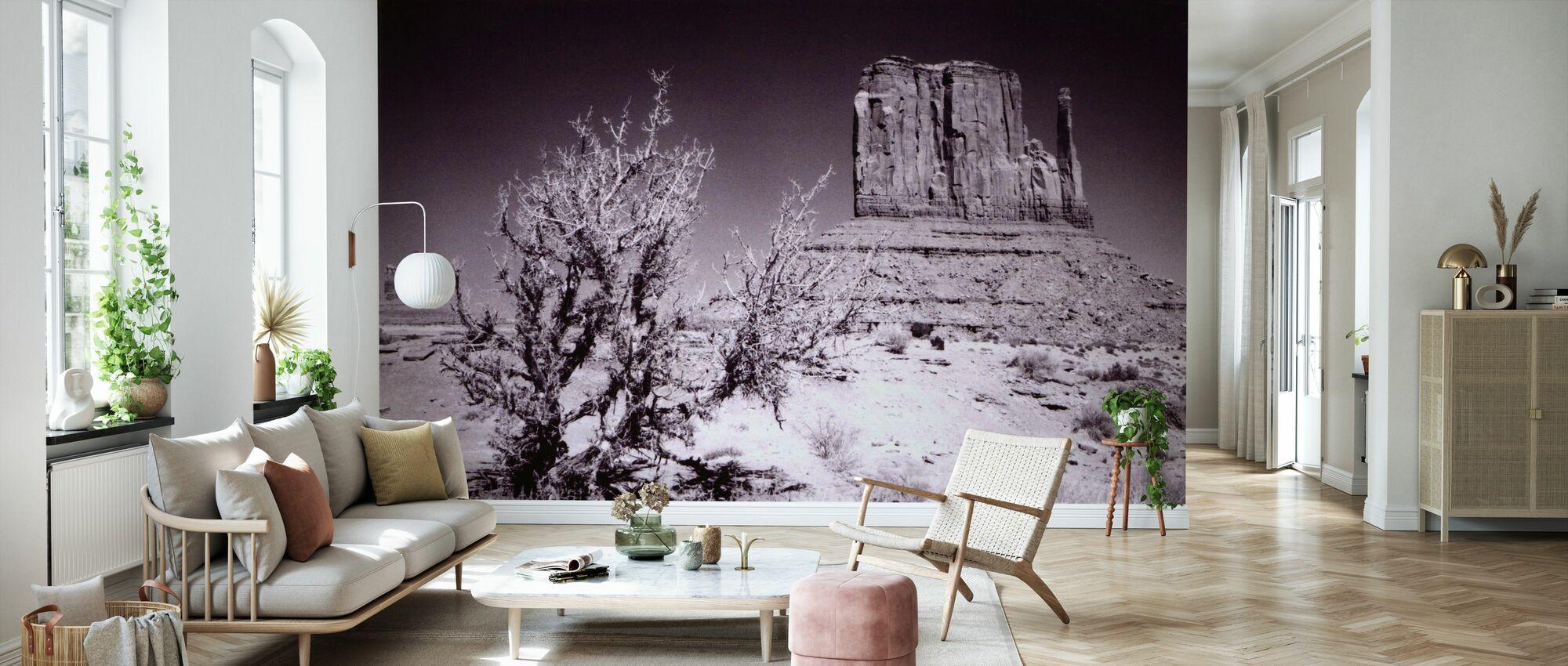 Monument Valley, Utah, USA - Tapet - Stue