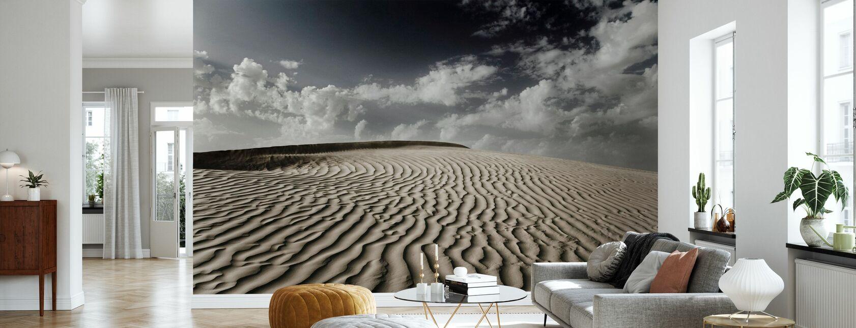 Dune del deserto Sahara - Carta da parati - Salotto
