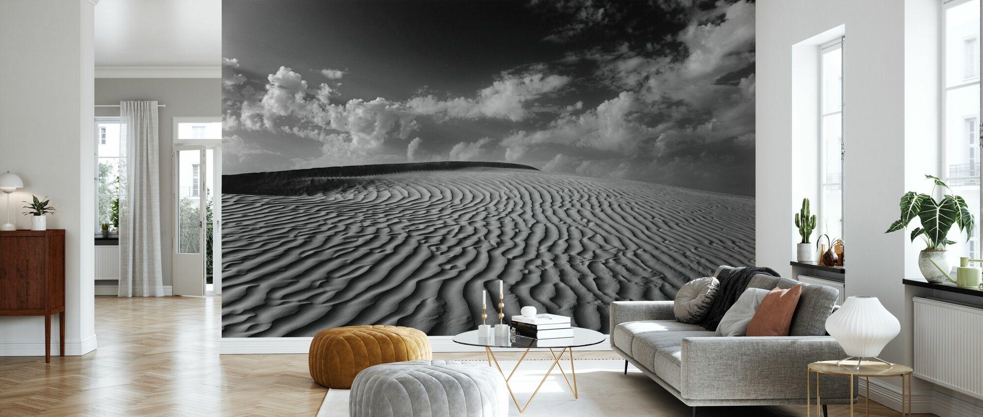 Desert Dune Sahara - Wallpaper - Living Room