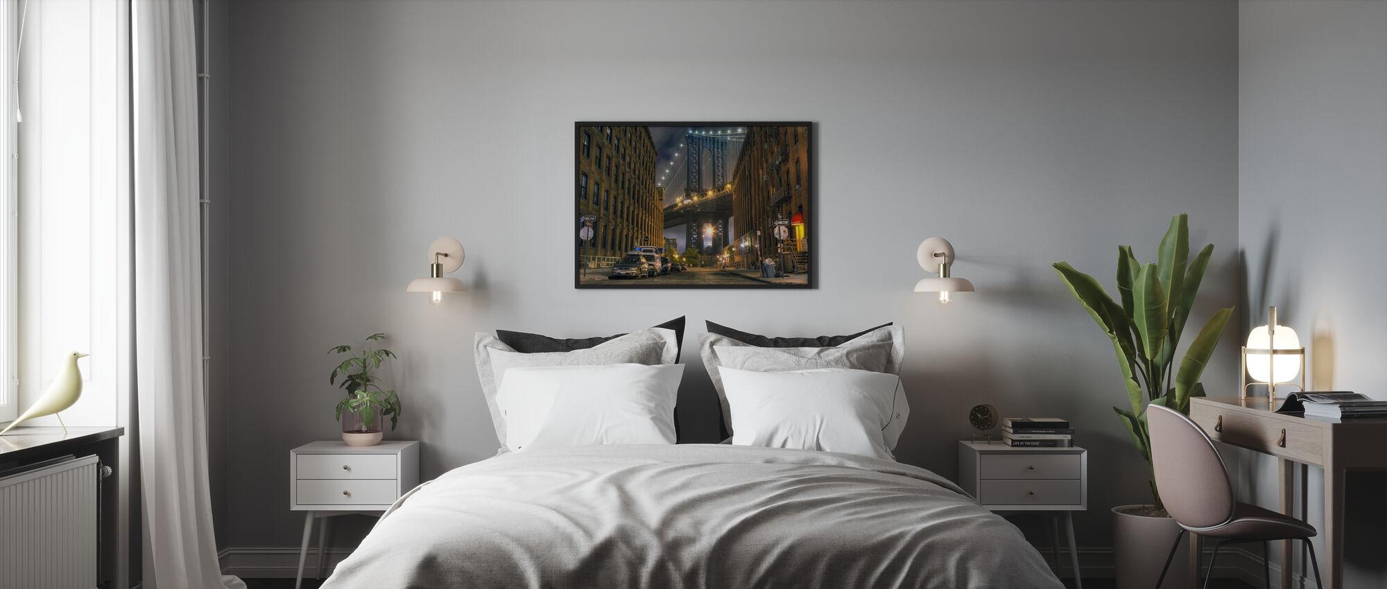 Washington Street, Manhattan, New York - Affiche - Chambre