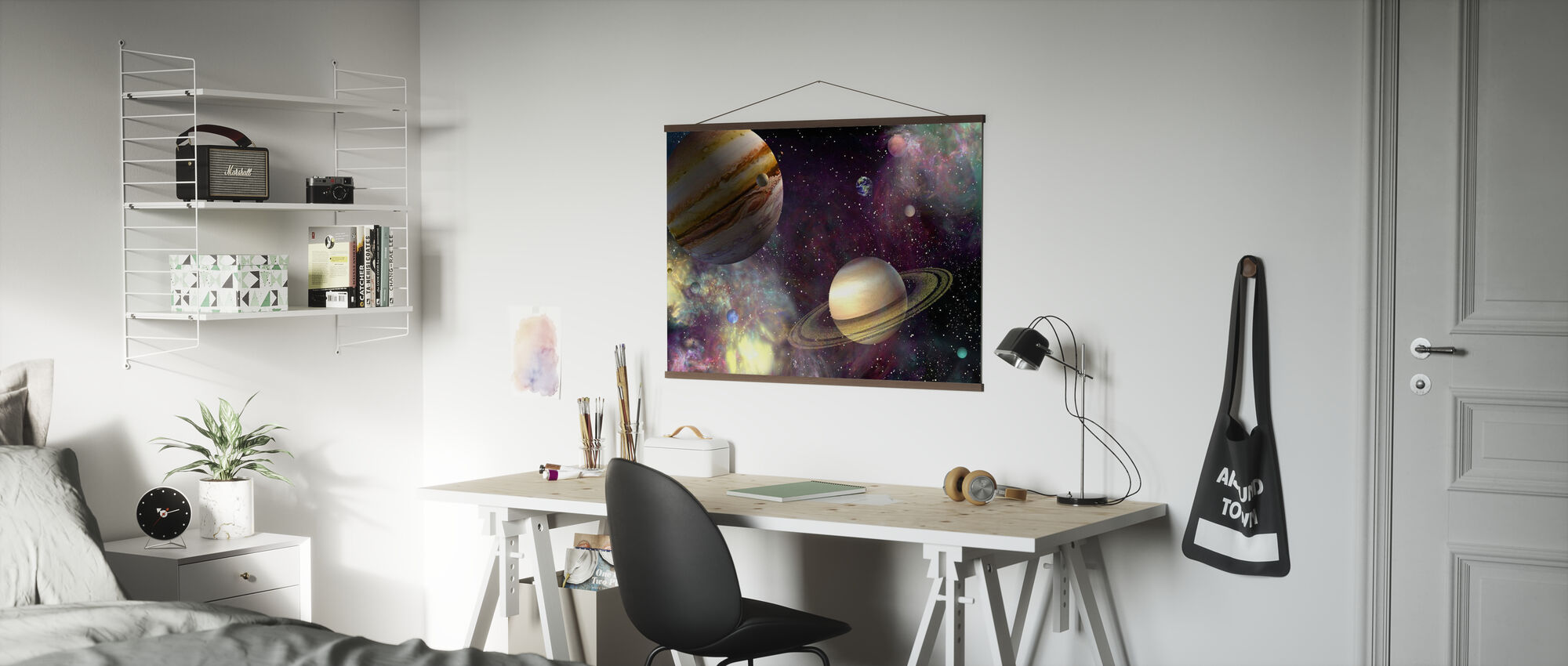Our Solar System - Poster - Office