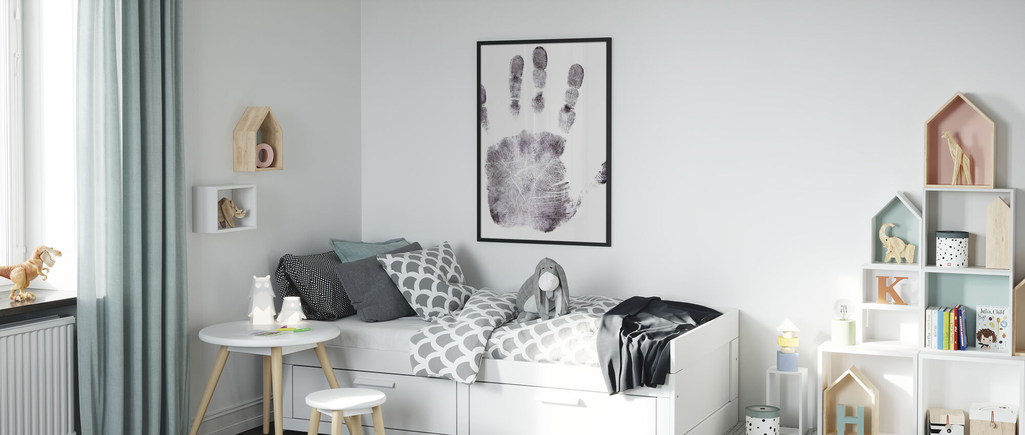 Closer - Poster - Kids Room