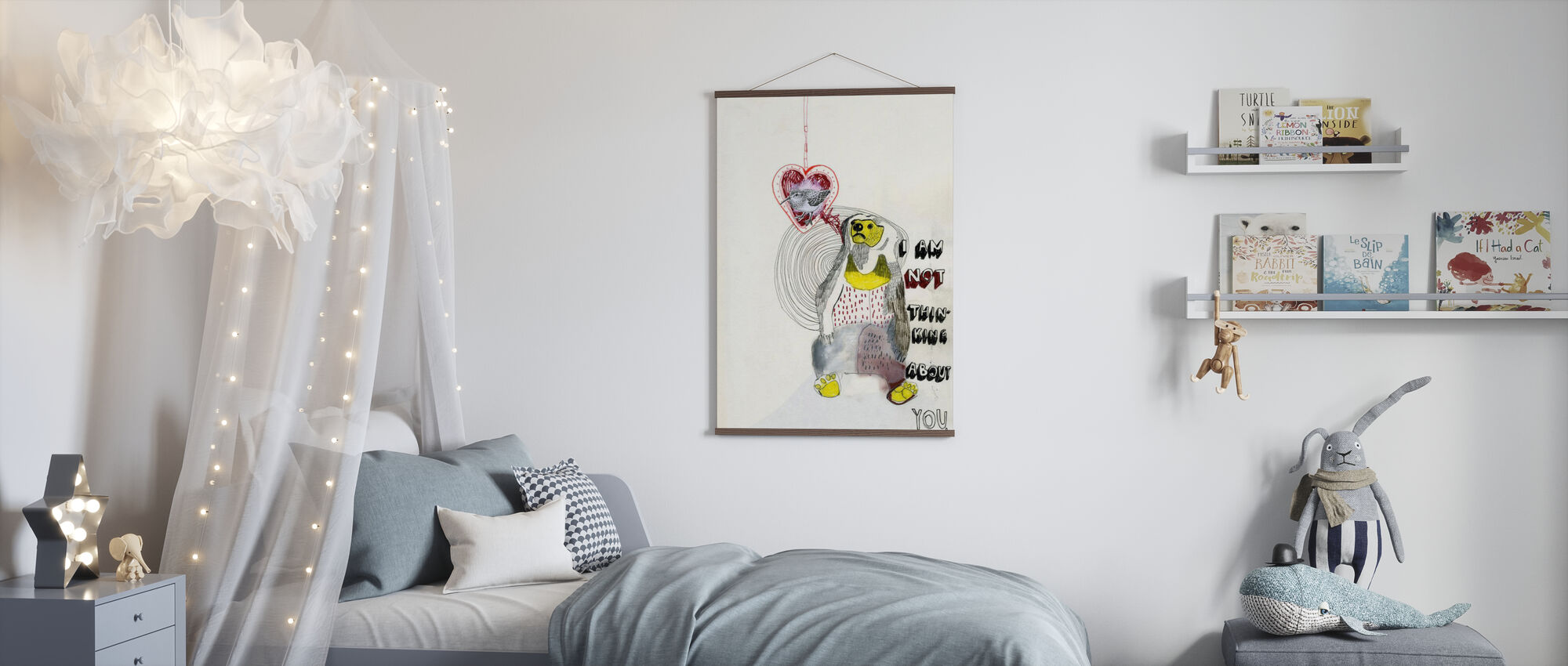 Bear - Poster - Kids Room