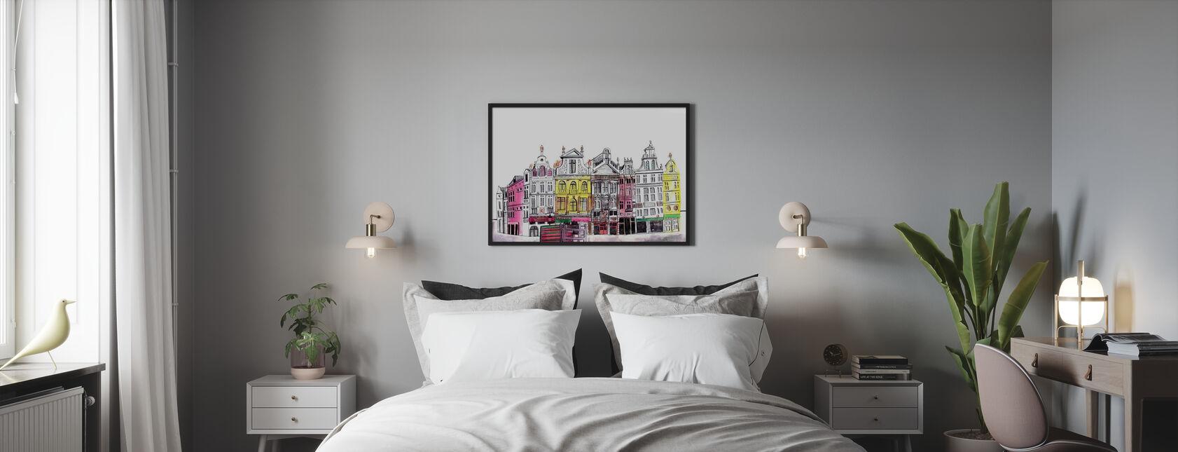 Bruxelles - Plakat - Soveværelse