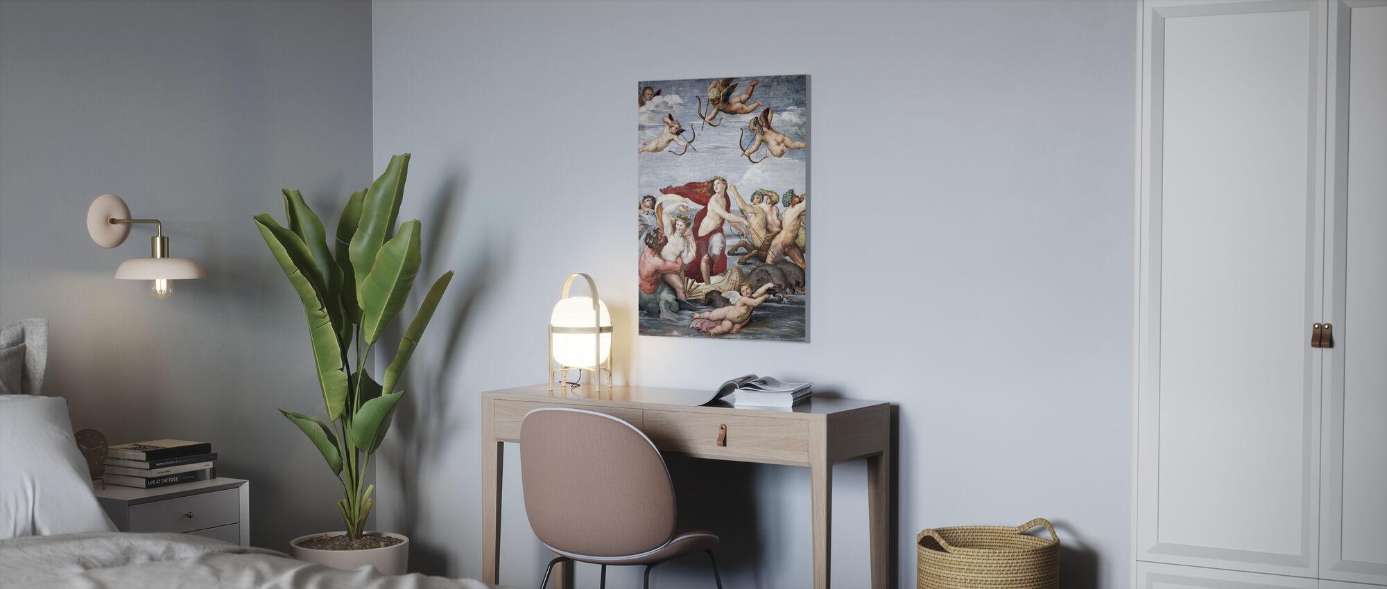 Triumph of Galatea - Raphael - Canvas print - Office