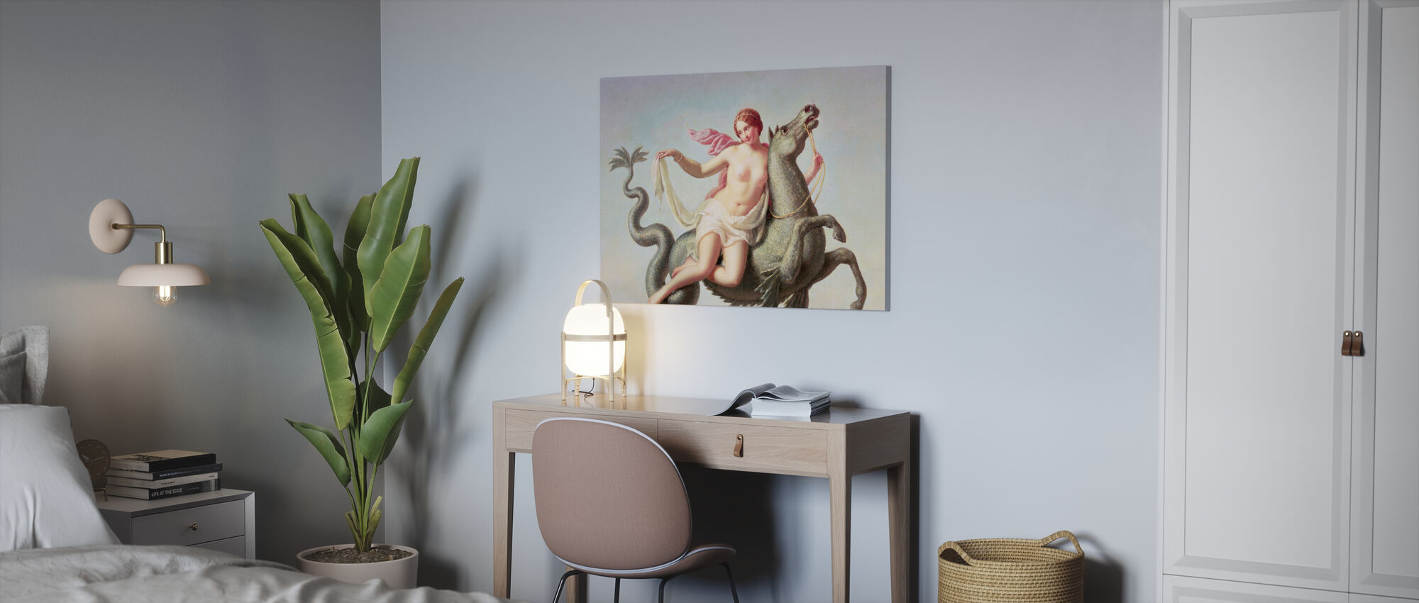 Galatean paeta - Michelangelo Maestri - Canvastaulu - Toimisto
