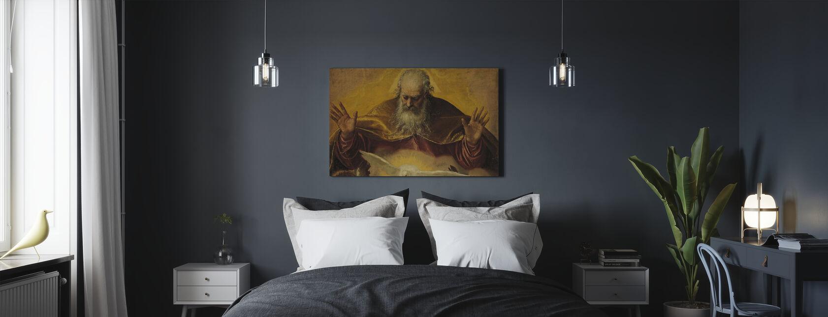Ikuinen Isä - Paolo Veronese - Canvastaulu - Makuuhuone