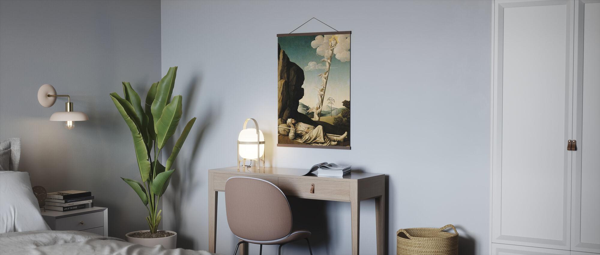 Jacob's Ladder - Französische Schule - Poster - Büro