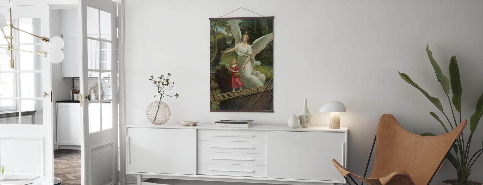 Ange gardien - Affiche - Salle à manger