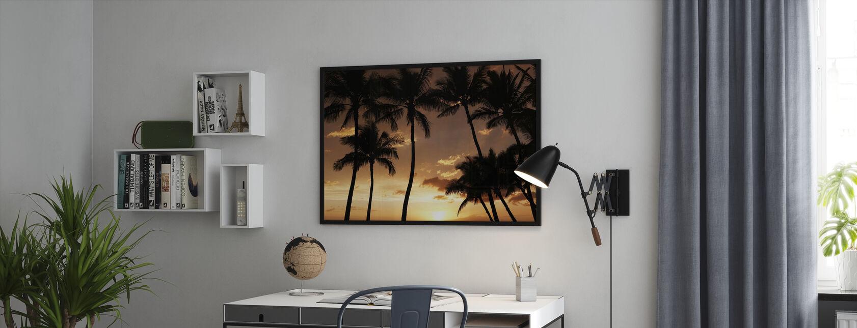 Havaiji Sunset - Juliste - Toimisto