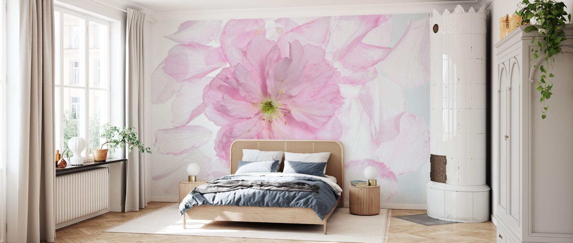 Kersenbloei - Behang - Slaapkamer