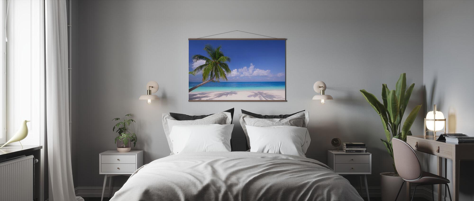 Saaren paratiisi - Juliste - Makuuhuone