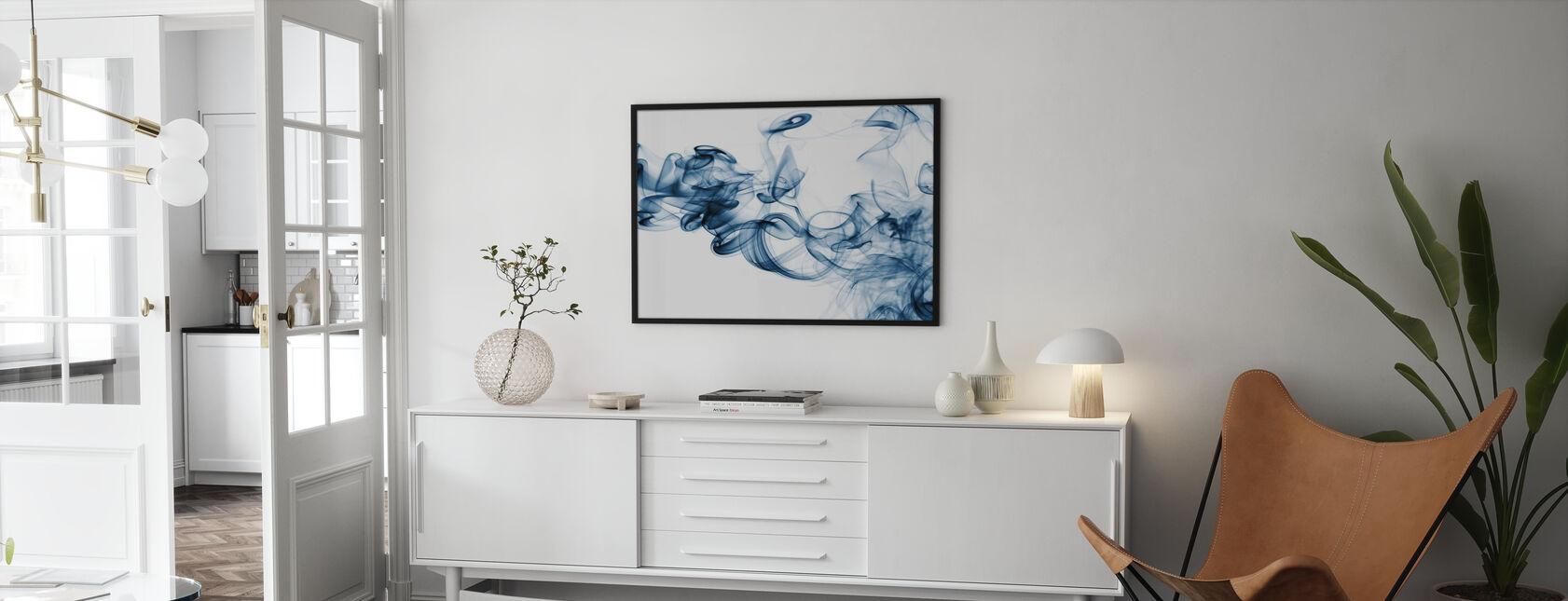 Streams of Smoke - Poster - Living Room