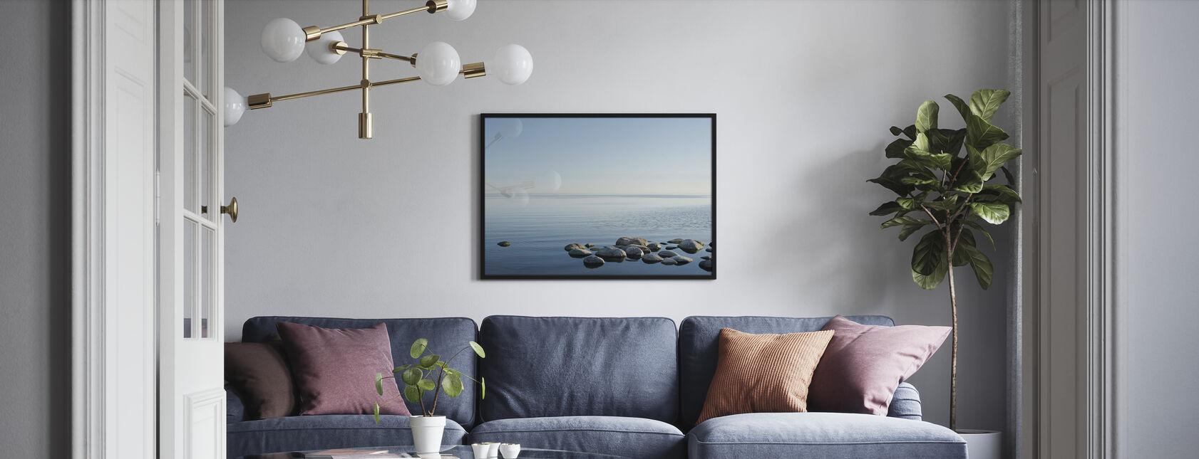 Svenska Havet Horizon - Poster - Vardagsrum