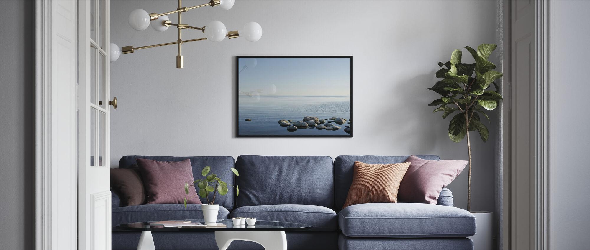 Horizon océanique suédois - Affiche - Salle à manger
