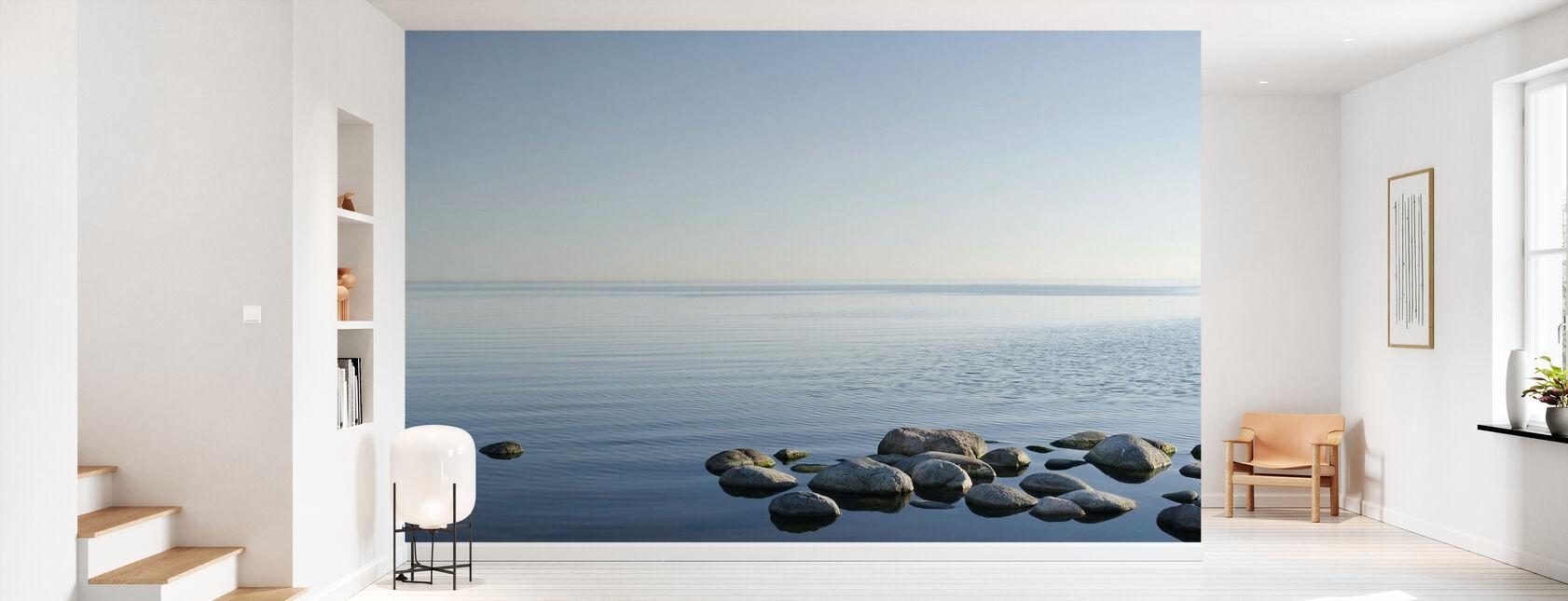 Ruotsin valtameren horisontti - Tapetti - Aula