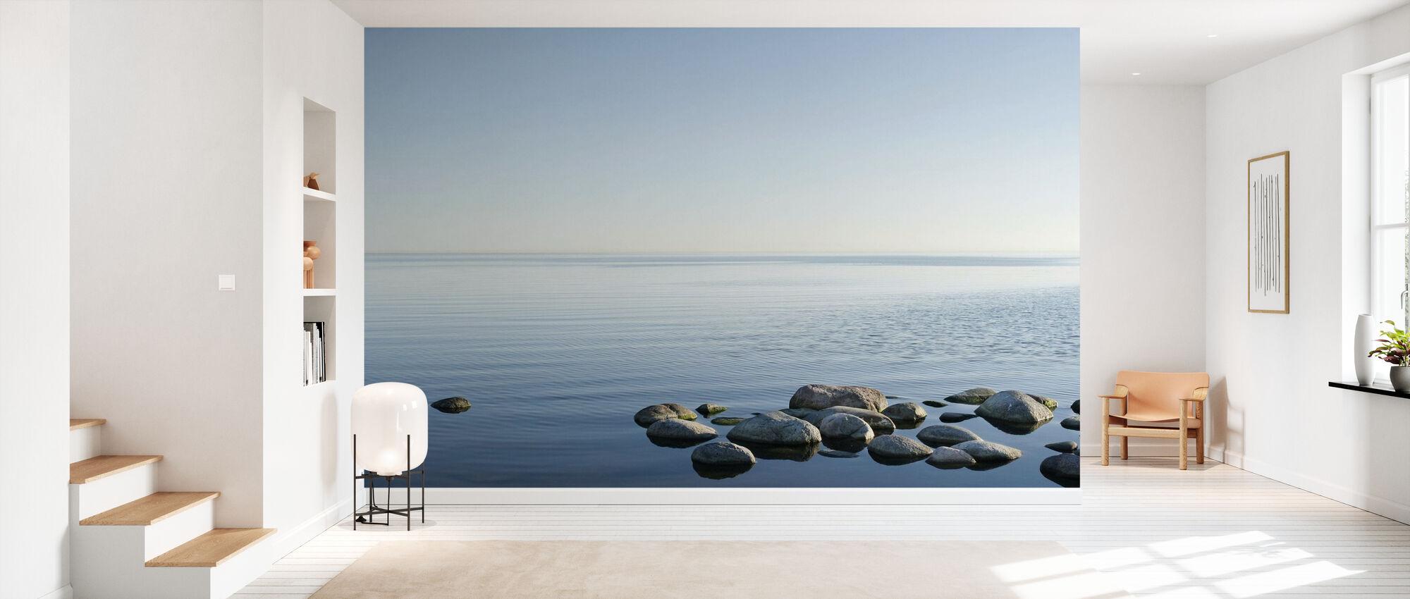 Sueca Ocean Horizon - Papel pintado - Corredor