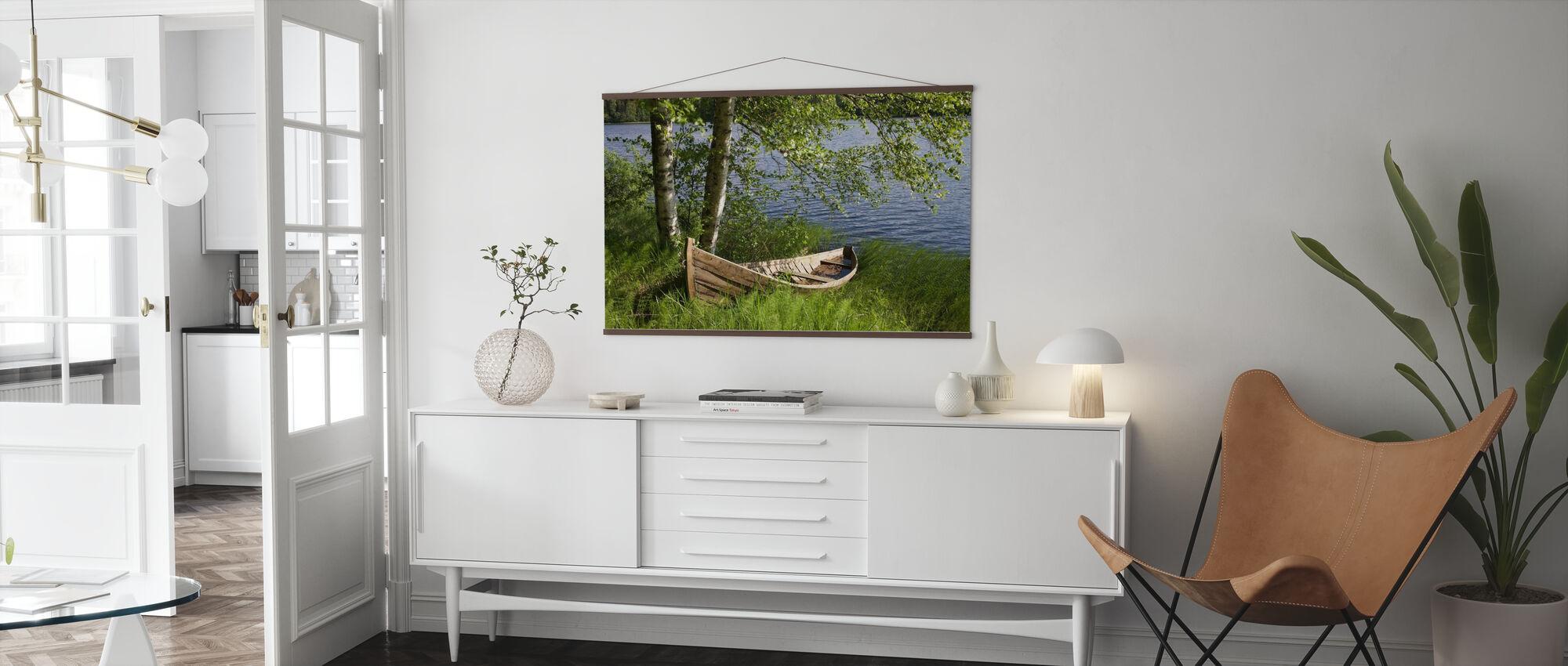 Summer Idyll - Poster - Living Room