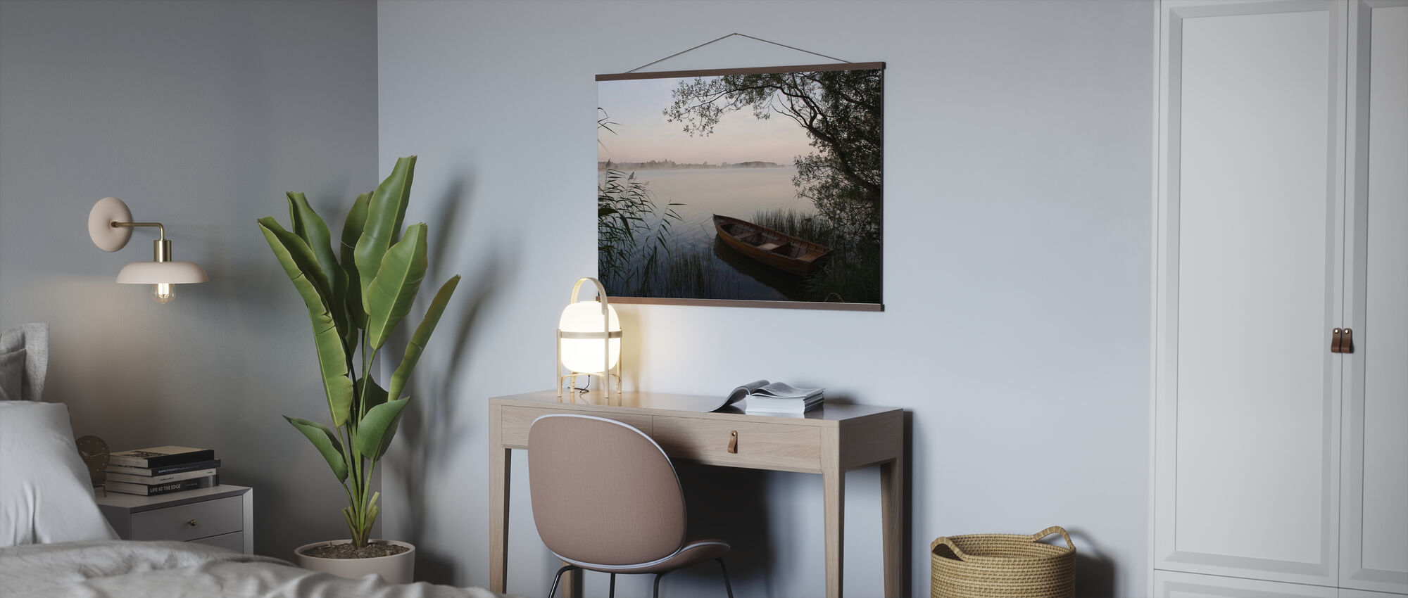 Summer Evening - Poster - Office